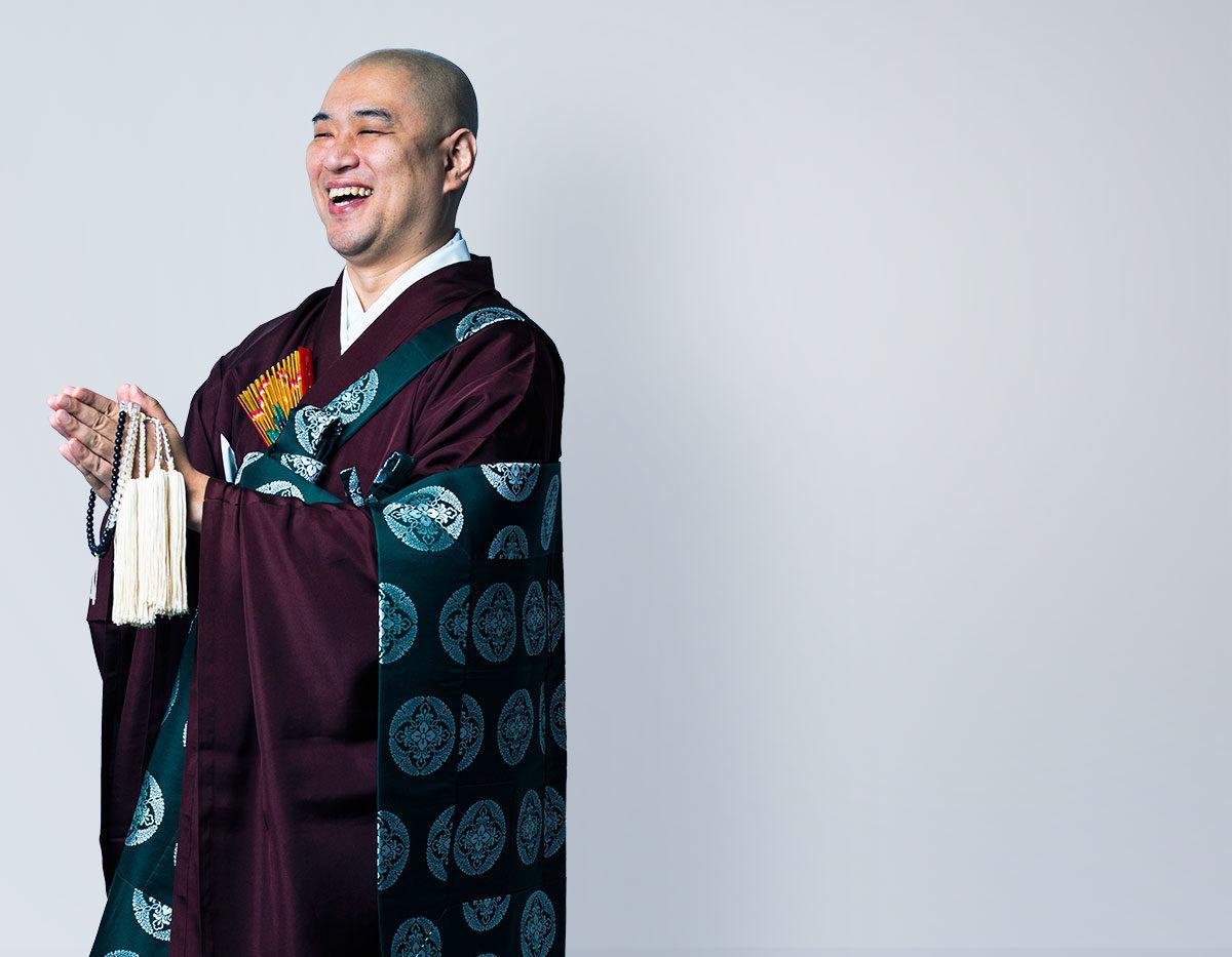 株式会社なか道/緑泉寺青江 覚峰